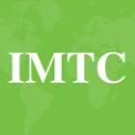 Logo de IMTC de color verde y blanco con fondo transparente.
