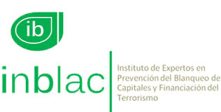 Logo de INBLAC de color verde y ocre con fondo transparente.