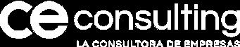 CE Consulting Logo blanco sin fondo